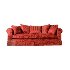 Cleaning Fabric Sofa Stains Modern Italian Bed Tetrad Vivaldi Grand Loose Cover