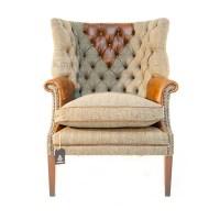 Tetrad Upholstery Harris Tweed Mackenzie Chair