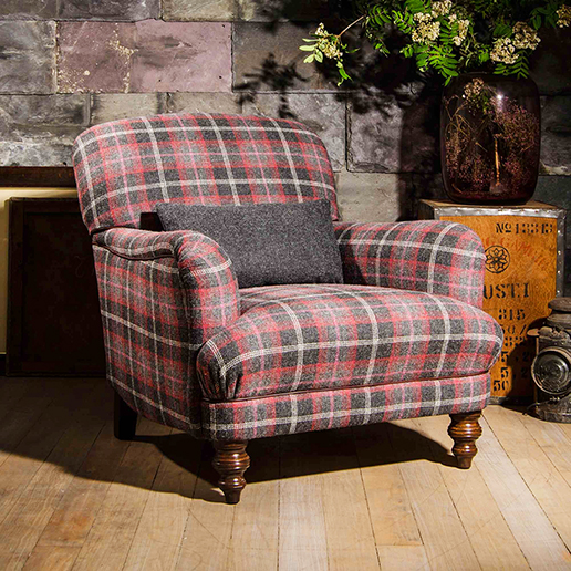 how to clean stains on fabric sofa sleeper chair tetrad harris tweed braemar