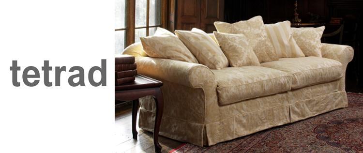 Tetrad Upholstery Alicia Loose Cover Sofa  Kings Interiors