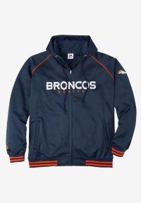 NFL Full Zip Hoodie | Plus Size Hoodies & Sweatshirts ...