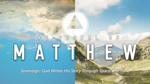 Sovereign: God Writes His Story Through Space and Time