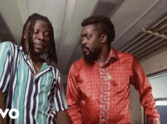 Stonebwoy, Beenie Man - Shuga (Official Lyric Video)