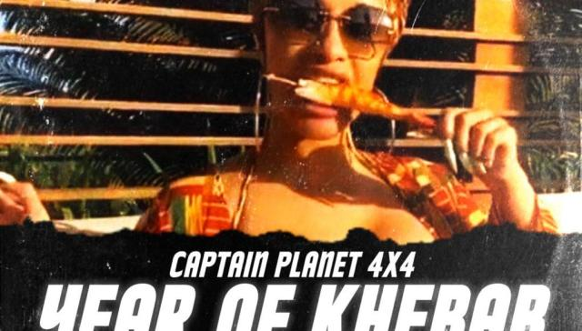 Captain Planet (4×4) – Year Of Khebab (Prod. by BeatBoss Tims) - Kingsmotiongh