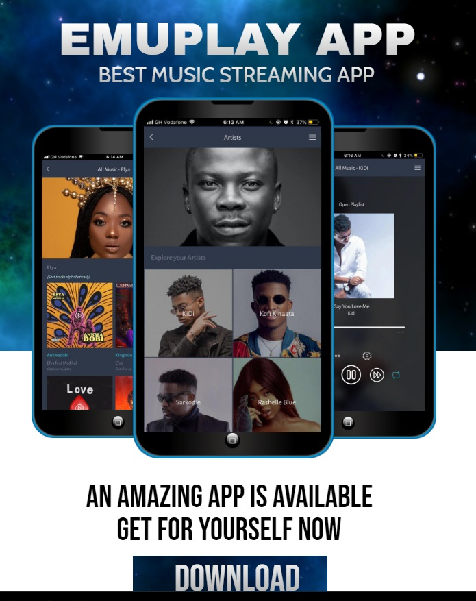 Download Emuplay app on google play store. Music streaming app. Stream unlimited Spotify, itunes, google play music
