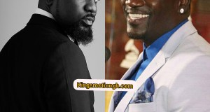Akon signed Sarkodie on Konvict Music. Kingsmotiongh
