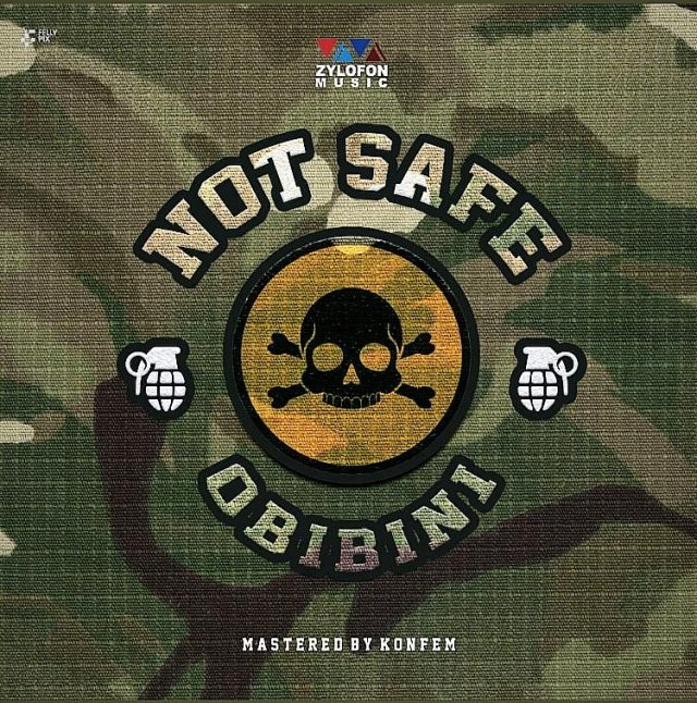 Obibini – Not Safe (More Cover ) (Mixed By Konfem)