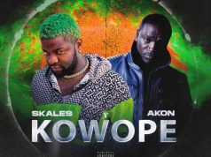 Skales – Kowope ft. Akon (Prod. By Rvge). Download latest Nigerian songs 2020. Download Skales songs 2020
