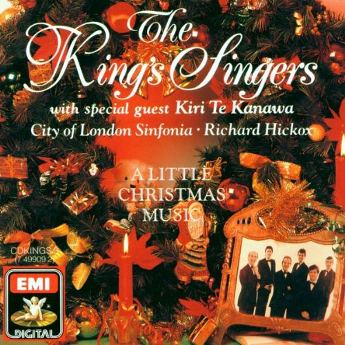 A Little Christmas Music The Kings Singers