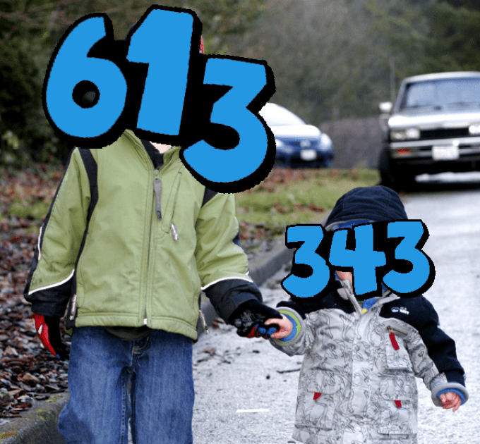 613 and 343 area code, Kingston, Ontario