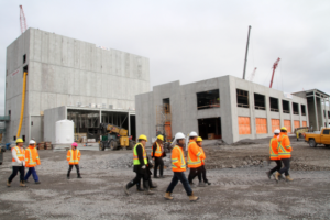 Feihe Canada Royal Milk expects to start manufacturing at its Kingston plant in September of 2019. Photo via Kingston Economic Development Corporation