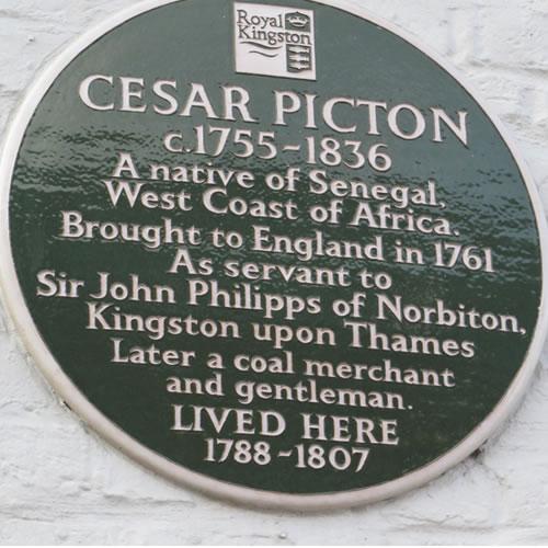 Cesar Picton Kingston