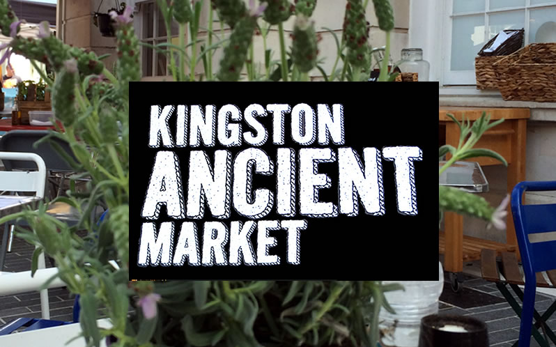 Kingston town centre Ancient Market Place