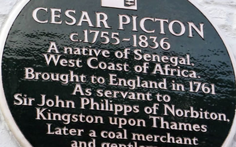 Ceasar Picton Kingston