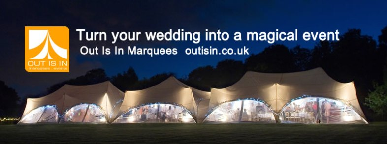 Out Is In marquee Hire