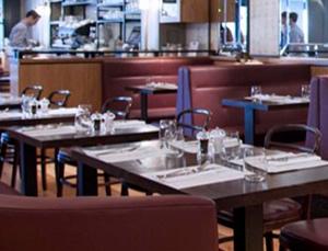 Cote riverside restaurant in Kingston