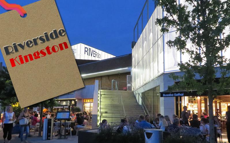 Riverside restauarants in Kingston upon Thames