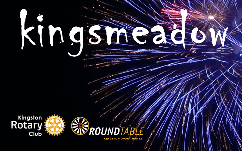 Kingston fireworks events