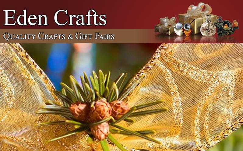 Eden Craft fair in Kingston