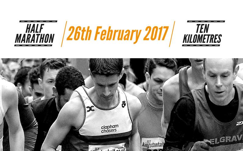 Kingston Half Marathon