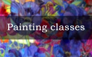 Painting Classes The Bridge Arts Project, East Molesey