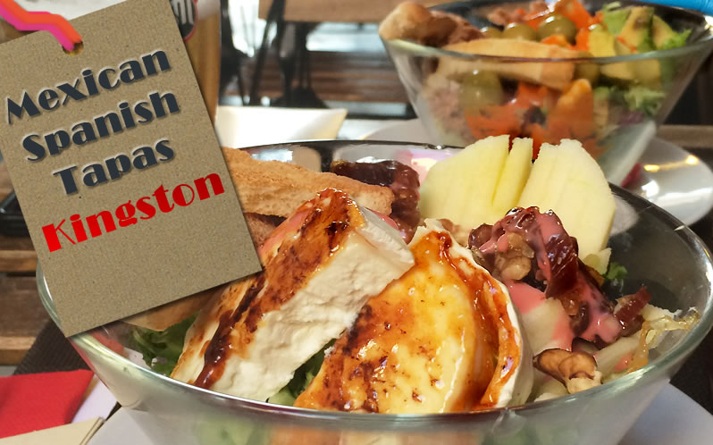 Mexican Spanish Tapas restaurants in Kingston upon Thames