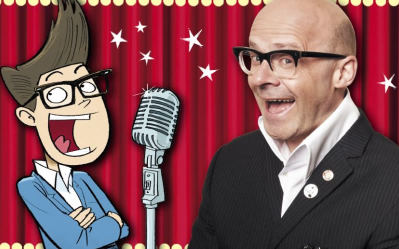 Harry Hill at the Rose Kngston