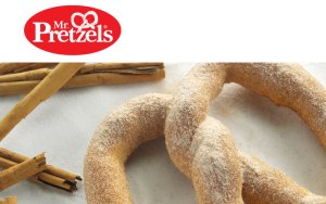 Mr Pretzel in Bentall's Kingston
