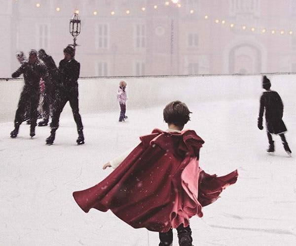 Hampton Court Ice Rink 2018