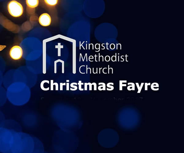 Christmas Fayre at Kingston Methodist Church