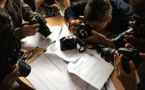 Kids Photography Workshop - Mangolab's Imagineering stories