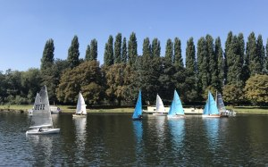 sailing and rowing in Kingston KT1