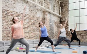 Balletboyz online yoga sessions
