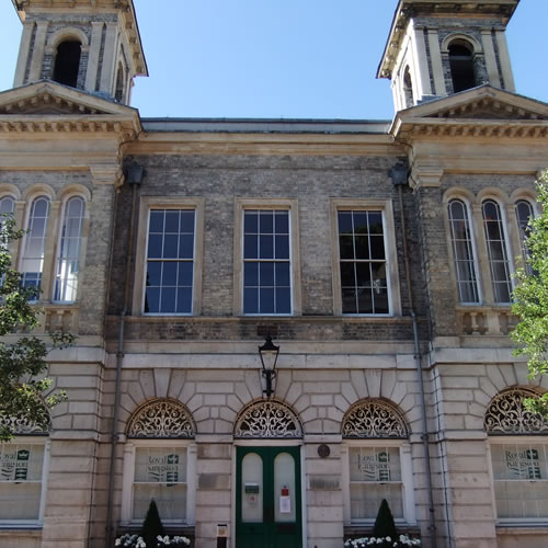 Kingston Old Town Hall