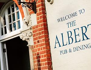 The Albert Kingston
