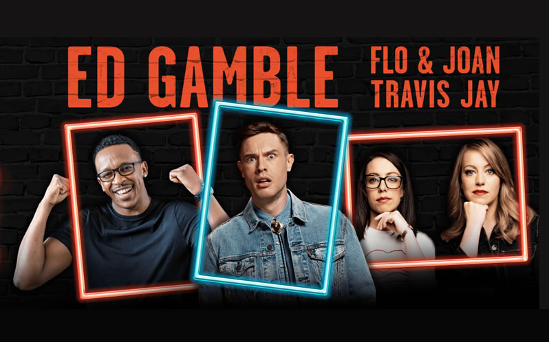 Ed Gamble At The Rose Theatre Kingston