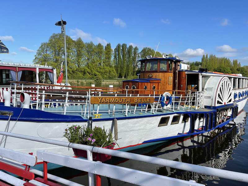 The Yarmouth Belle