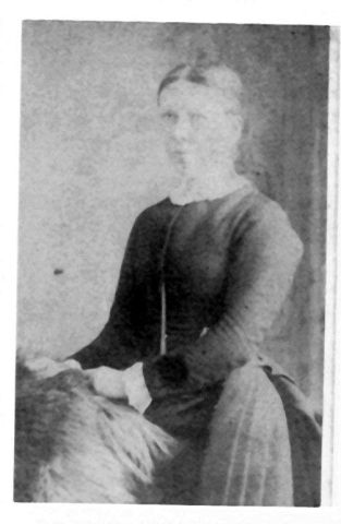 Charlotte's sister Sarah
