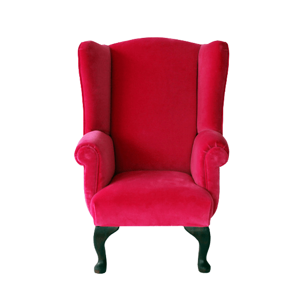 chair covers kingston dining room high back child's wing | traditional upholstery