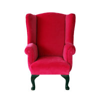 Childs Wing Chair | Kingston Traditional Upholstery