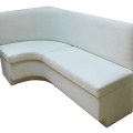 Banquette seating kingston traditional upholstery