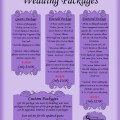 Pics photos wedding planner wedding packages template design