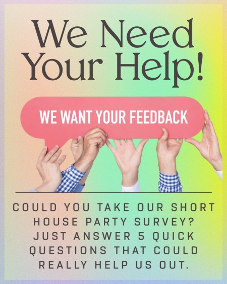 CLICK THE IMAGE TO TAKE THE SURVEY