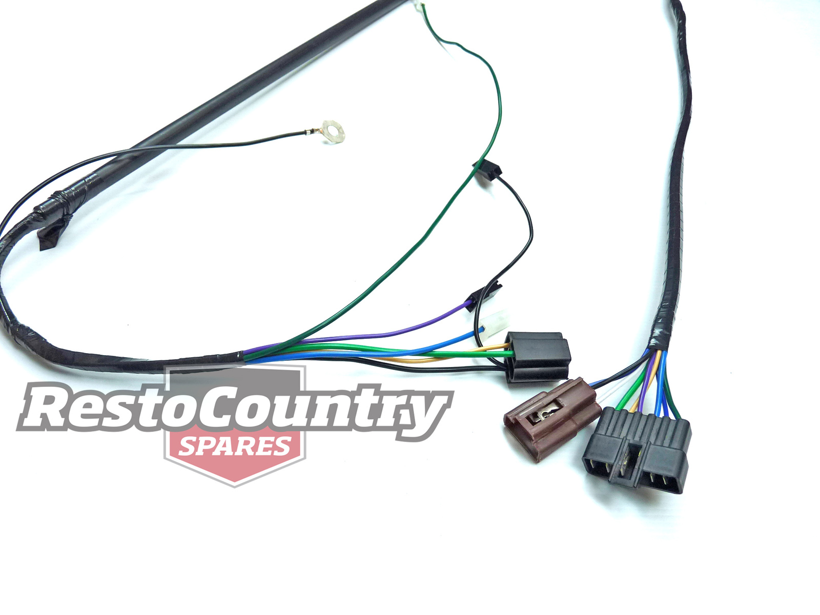 hight resolution of holden torana lh headlight wiring loom