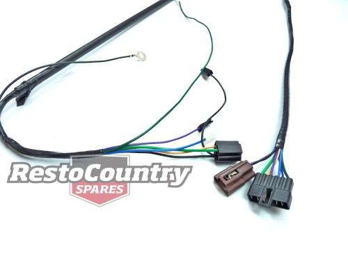 small resolution of holden torana lh headlight wiring loom