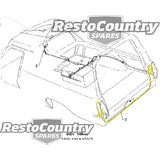 Holden UTE VAN Taillight Loom / Harness NEW HQ HJ HX HZ
