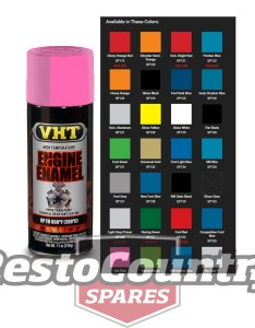 Vht high temperature spray paint engine enamel hot pink starter diff also rh kingswoodcountry