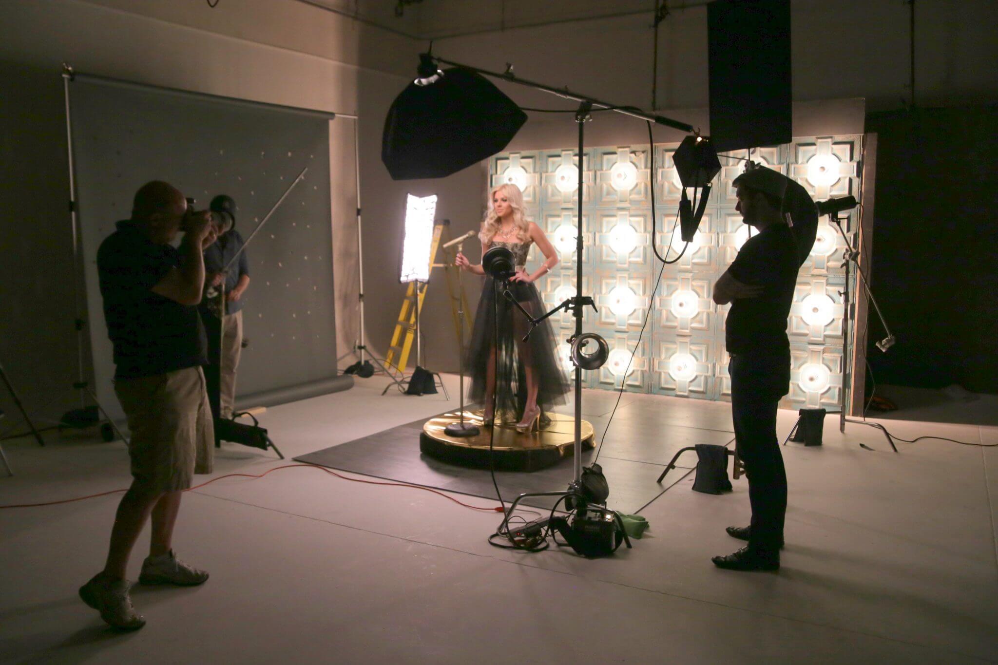 Fashion photo shoot Kingswood Nashville