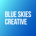 Blue Skies Creative logo