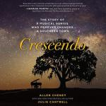 audiobook cover of Crescendo